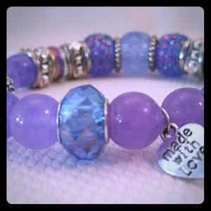 Beaded Fashion Bracelet